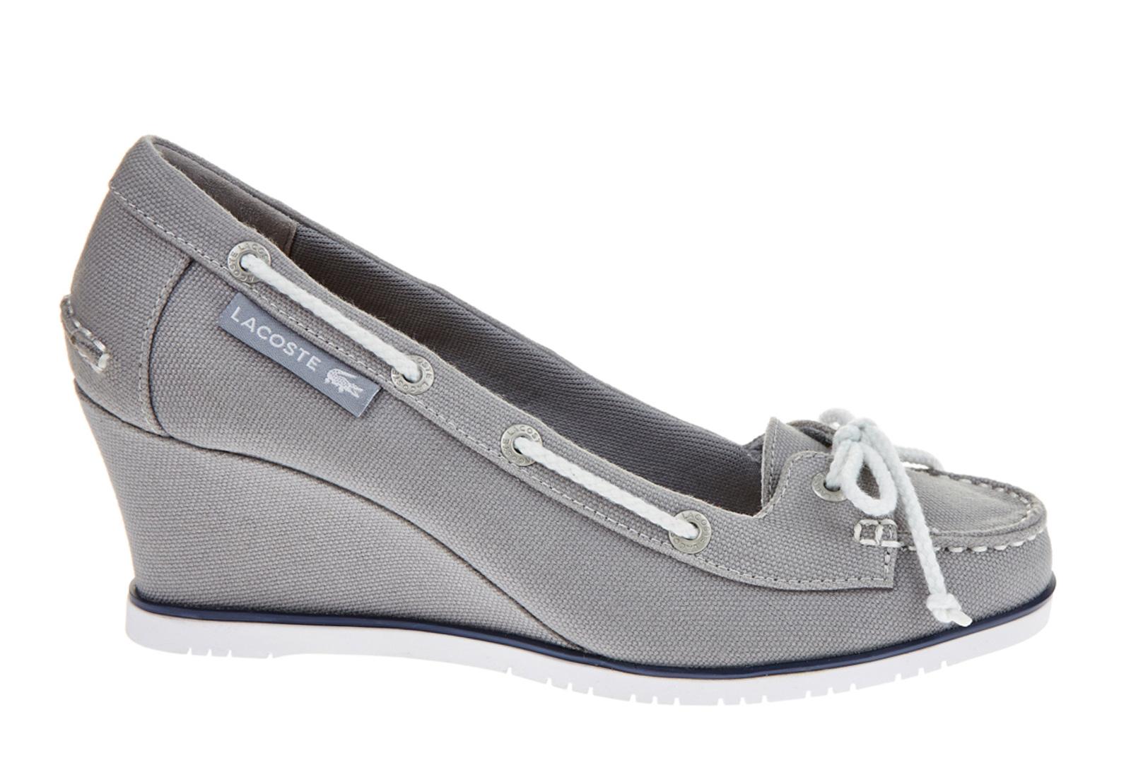 2940a42412d Lacoste Sandals - Corbon Mid Wedge 6 - zx-srw0115007 - Online ...