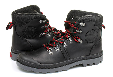 Palladium Boots Pallabrouse Hikr