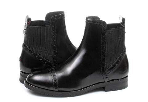 Tommy Hilfiger Boots Berry 4a