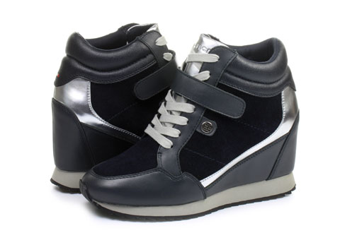 Tommy Hilfiger Cipő Running Wedge 1c2