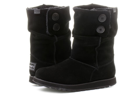 Skechers Wysokie Buty Keepsake - Freezing Temps