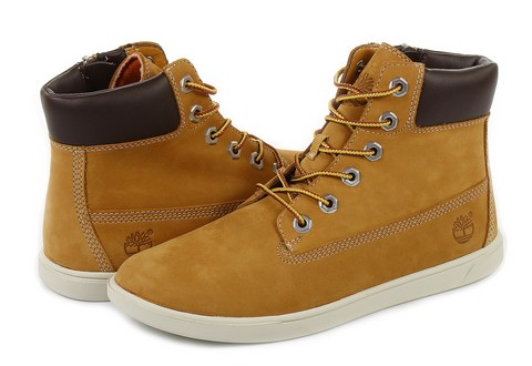 Timberland Bocanci Groveton 6 inch Lace With Side Zip