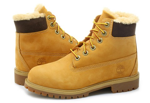 Timberland Bakancs 6in Shrl Boot