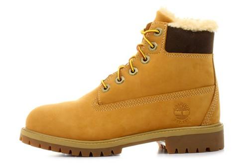 Timberland Škornji 6-Inch Shrl Lined Boot