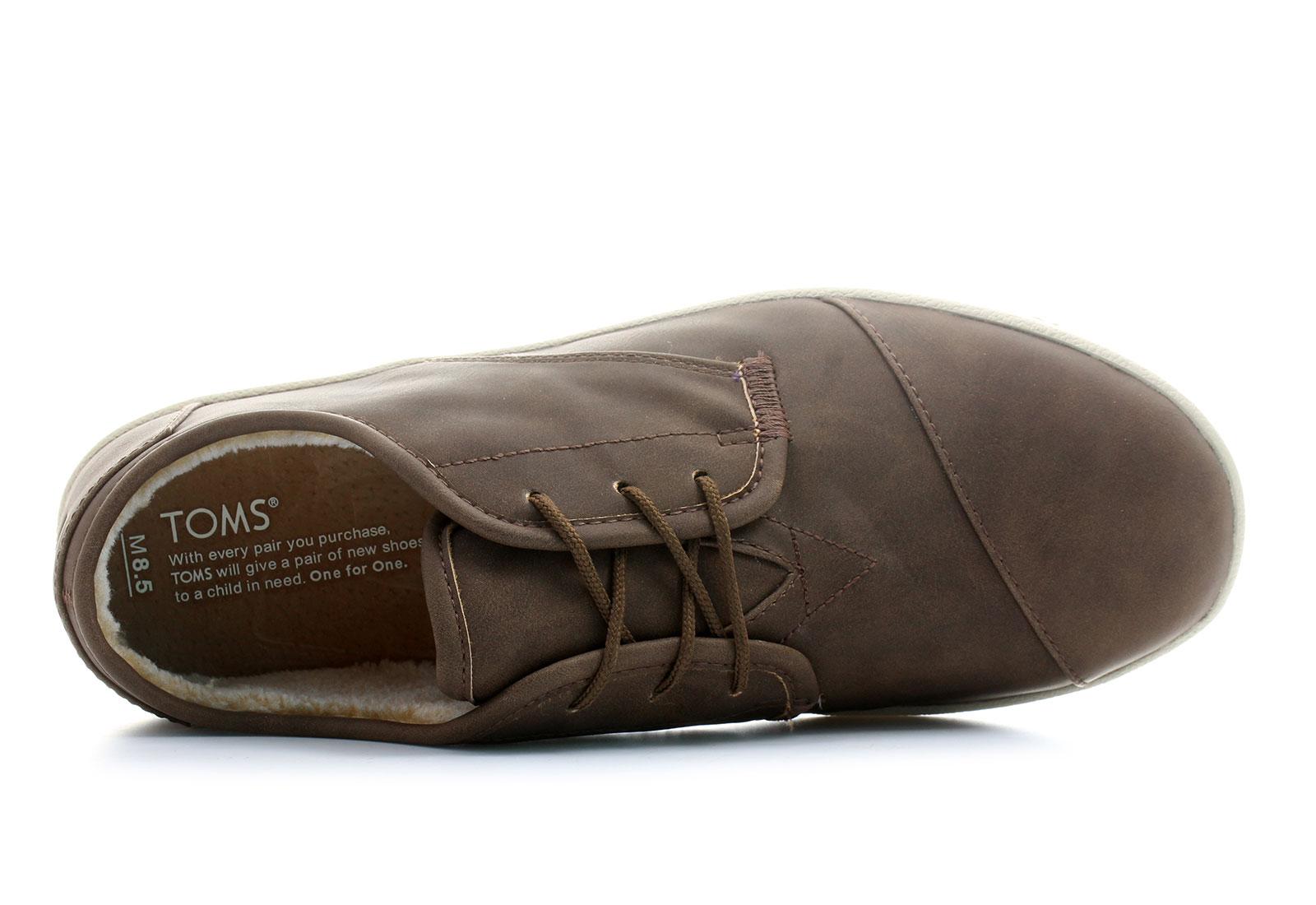 Toms Paseo Slip On Shoe