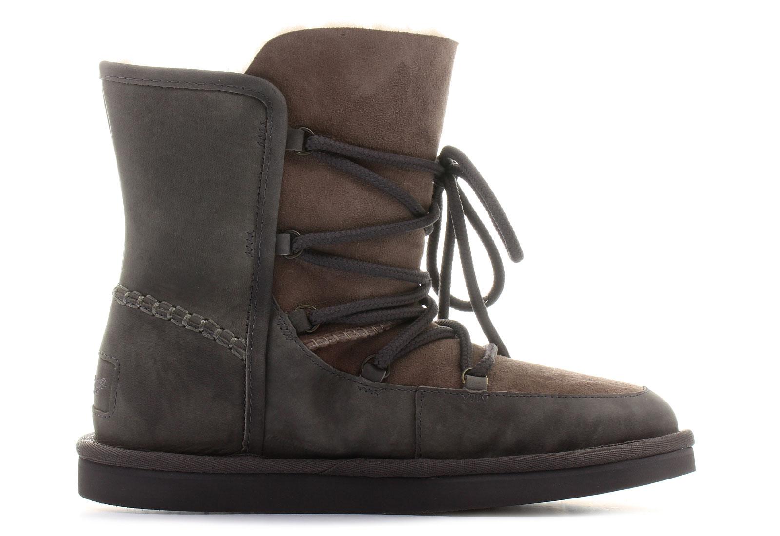 2e6364fabcb Ozwear Ugg Eva Premium Sheepskin Wedge Boots