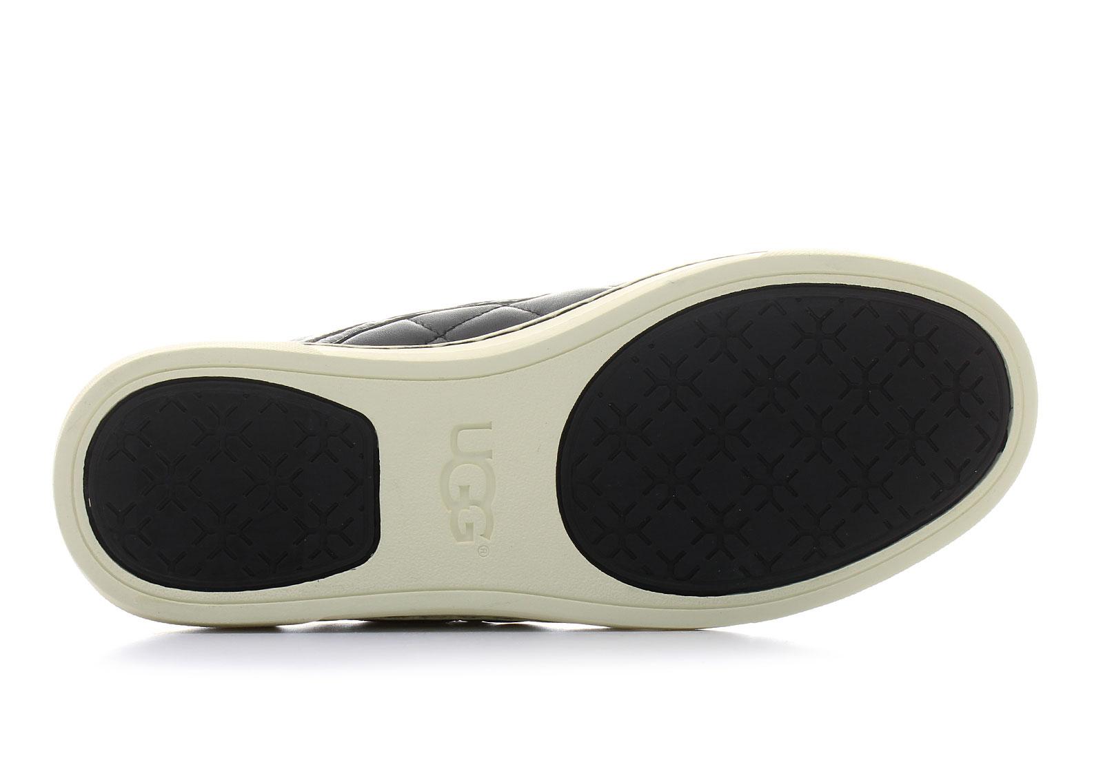 Ugg Cipő - Fierce Deco Quilt - 1014369-BLK - Office Shoes Magyarország e4b847da90