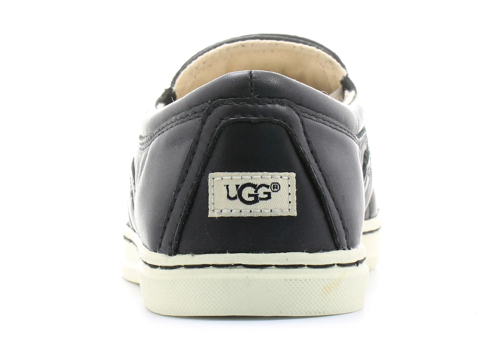 Ugg Cipő Fierce Deco Quilt 1014369 Blk Office Shoes