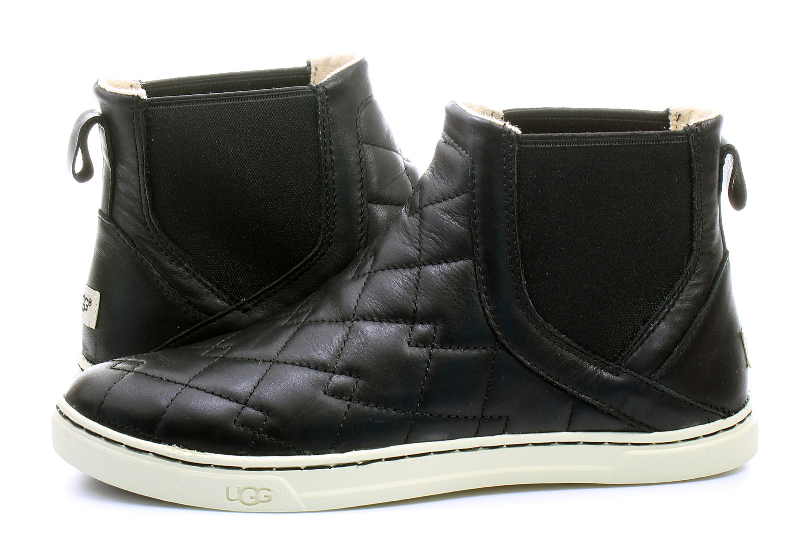 Ugg Shoes - Hollyn Deco Quilt - 1014372-BLK - Online shop for ... 713c209d0d