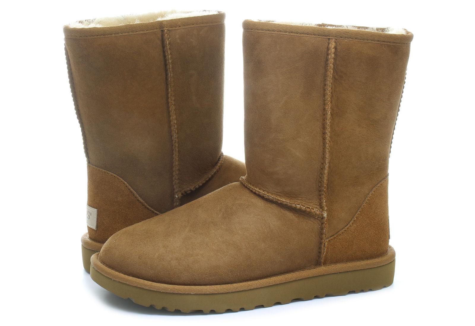 Ugg Csizma - Classic Short Ii - 1016223-CHE - Office Shoes Magyarország 6551904d77
