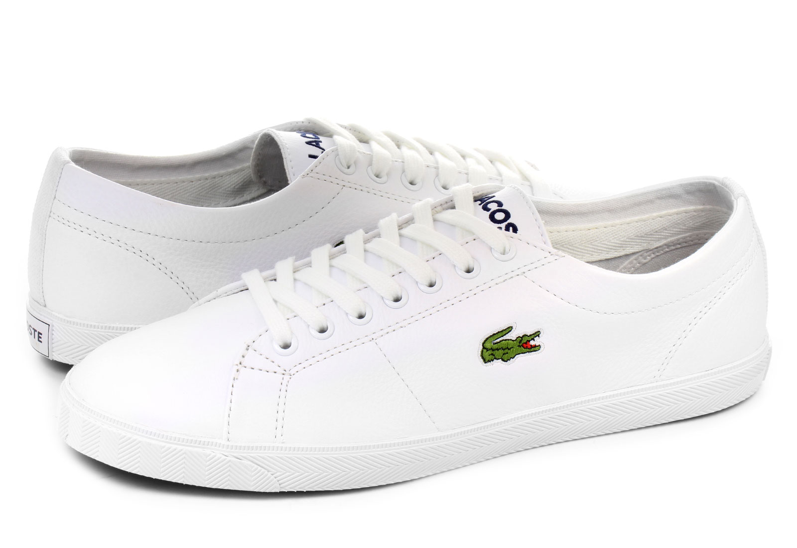Lacoste Shoes - marcel - 161spm0100-x96 - Online shop for sneakers ... 21e4acfcb1