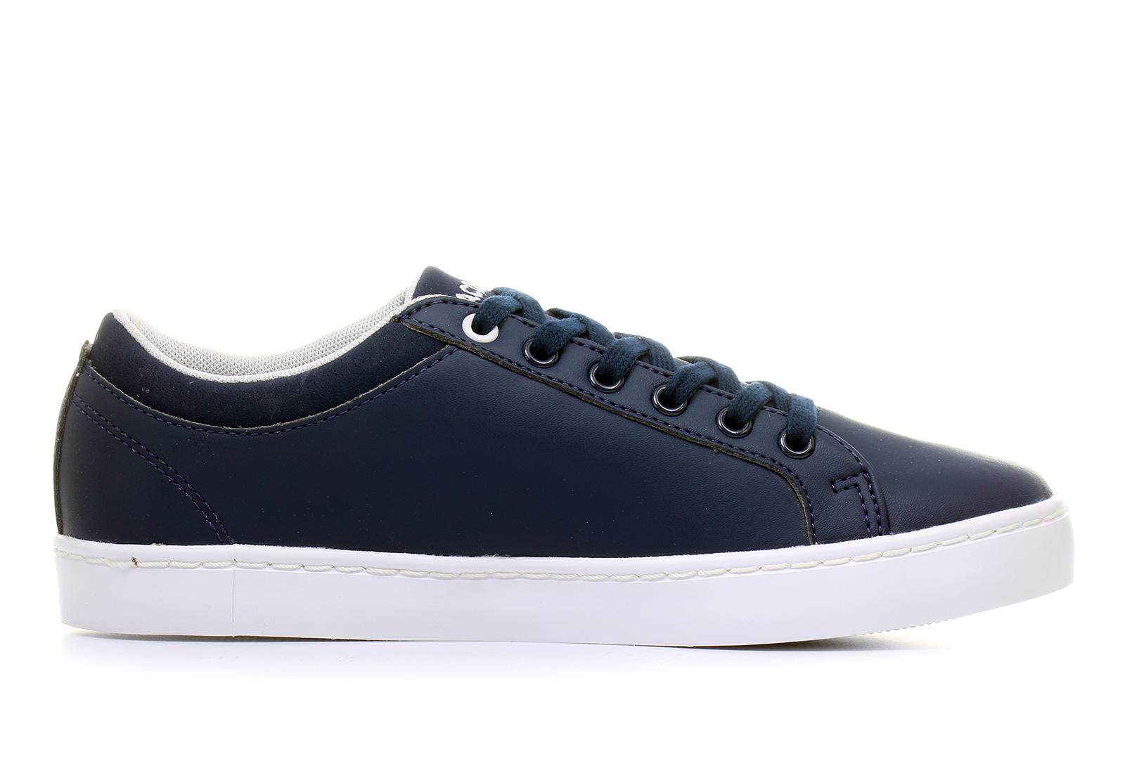 Lacoste Cipő - Straightset Lace 1 - 163spj0103-003 - Office Shoes ... 09d48aa91b