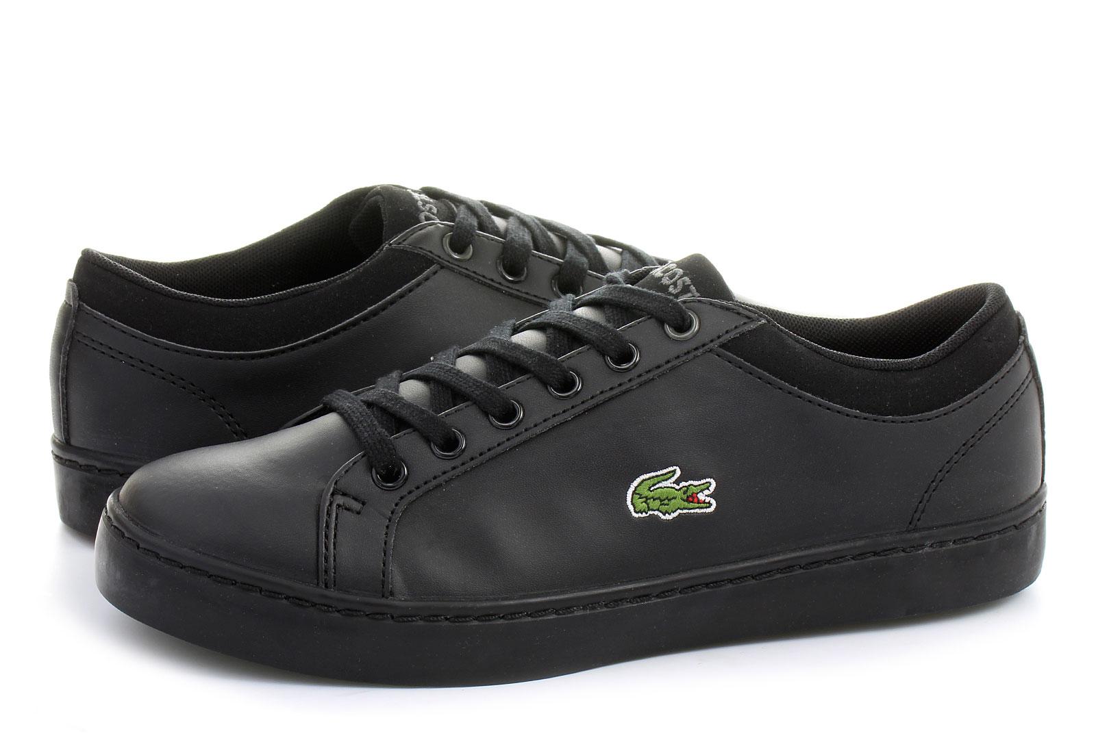 Lacoste Shoes - Straightset Lace 1 - 163spj0103-024 - Online shop ... 0747786baa