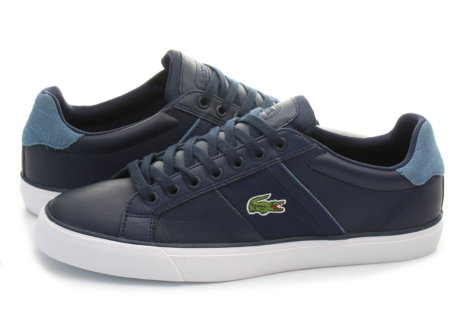 Lacoste Shoes - Fairlead - 163spm0013-003 - Online shop for ... 3e4db0f715