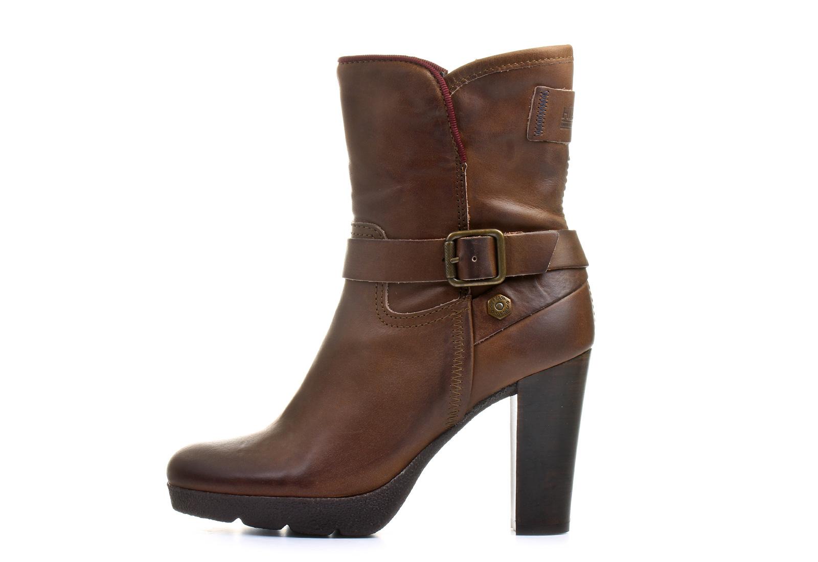 Tommy Hilfiger Csizma - Clarisa 2a - 16F-1958-211 - Office Shoes ... ea8f5a6d7d