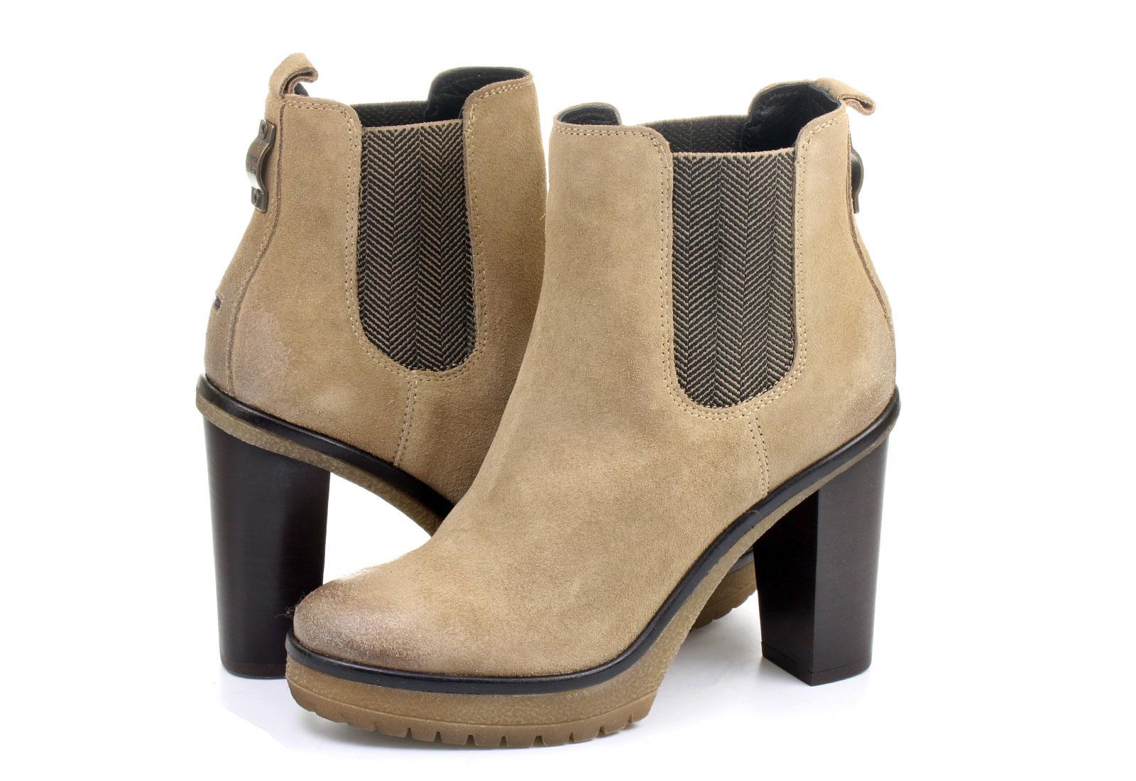 Tommy Hilfiger Csizma - Cleo 1b - 16F-1966-255 - Office Shoes ... 6a3ec3f419