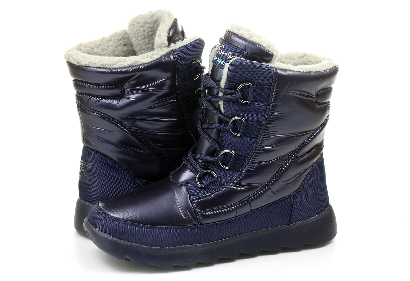 Skechers Boots - Snow Cap - 34355-nvy - Online shop for