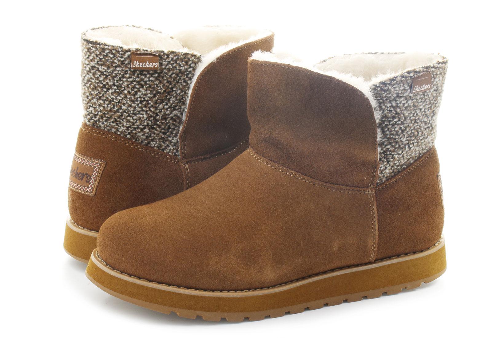 Skechers Csizma - Keepsakes - Peekaboo - 48803-csnt - Office Shoes ... 89195474a2