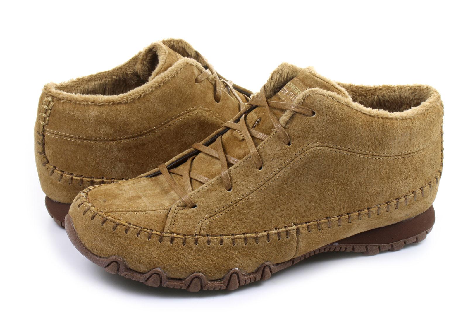 Skechers Cipő - Bikers - 49013-brn - Office Shoes Magyarország 910b291b26