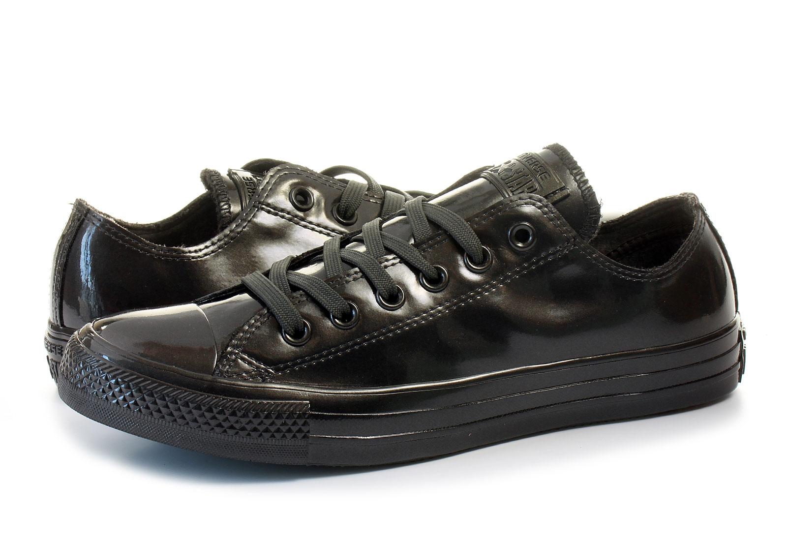95651bf53494 Converse Niske Tenisice Crne Tenisice - Chuck Taylor All Star Metallic  Rubber - Office Shoes - Online trgovina obuće