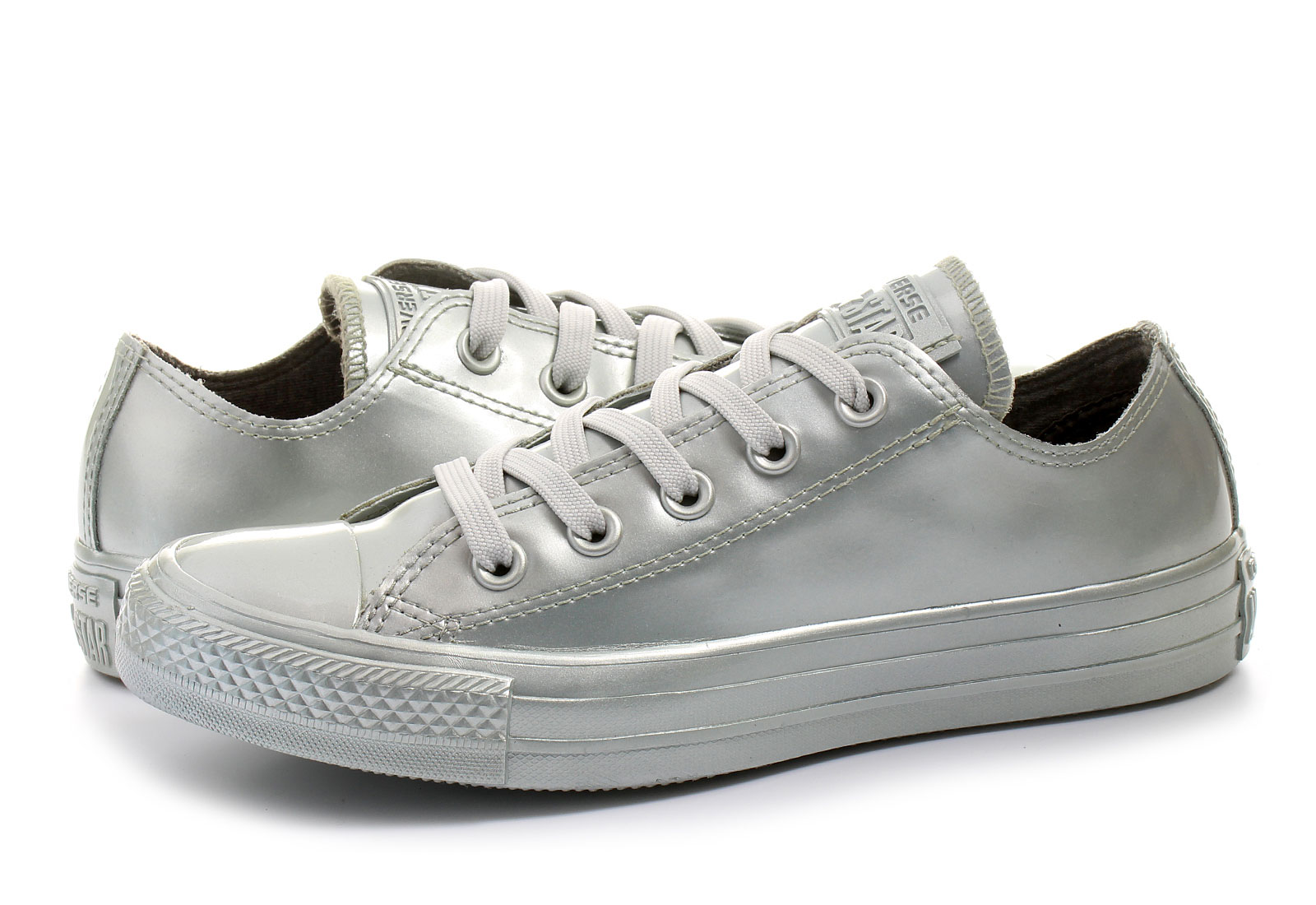 ba627c42c70 Converse Sneakers - Chuck Taylor All Star Metallic Rubber - 553272C ...