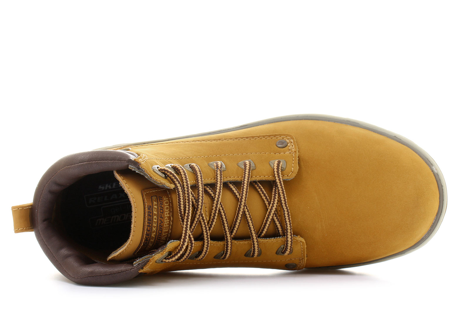 Skechers Bakancs - Amson - 64593-wtn - Office Shoes Magyarország db59d0263d