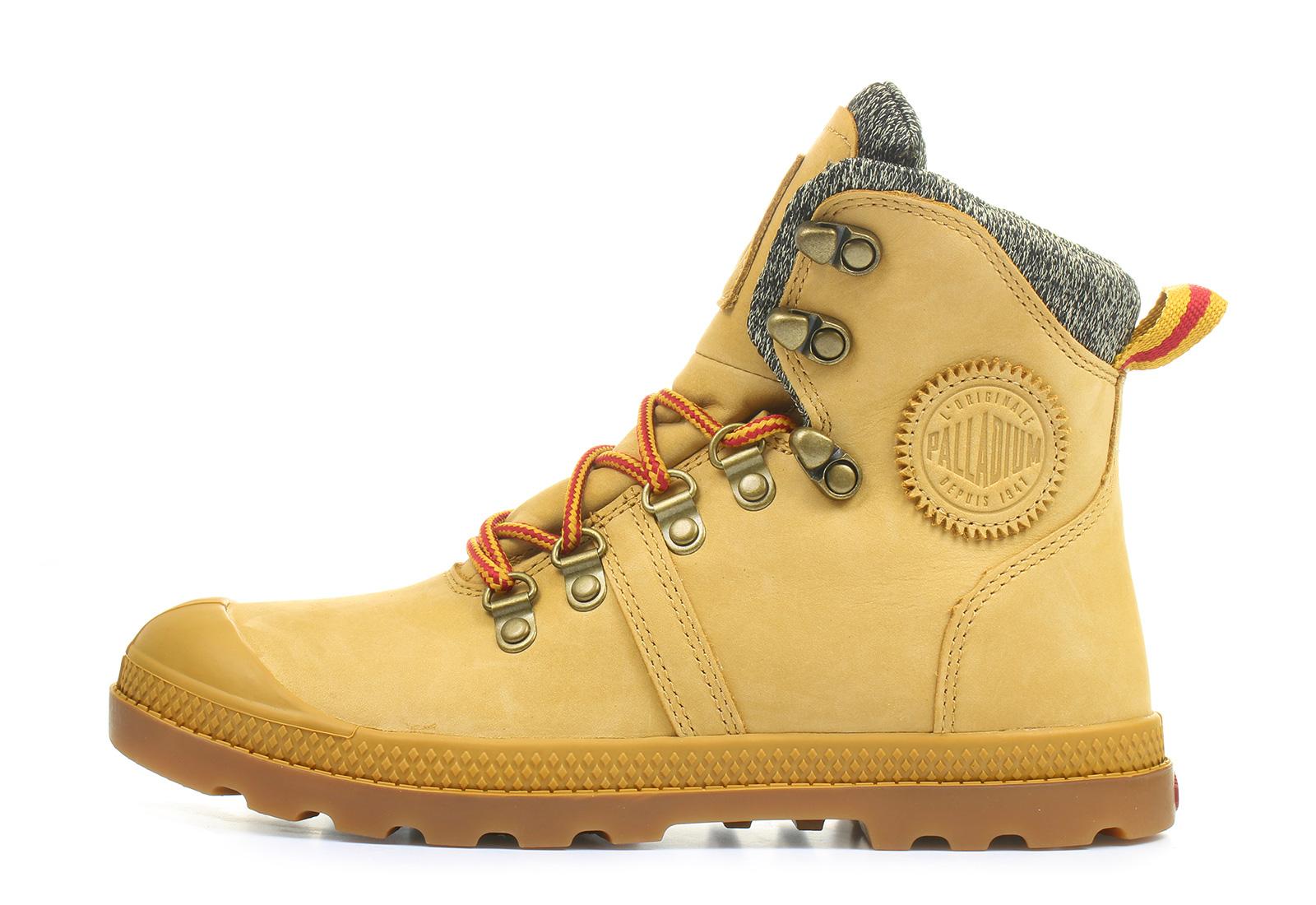 e77b3eabb7fb Palladium Bakancs - Pallabrouse Hikr Lp - 95140-278-M - Office Shoes ...
