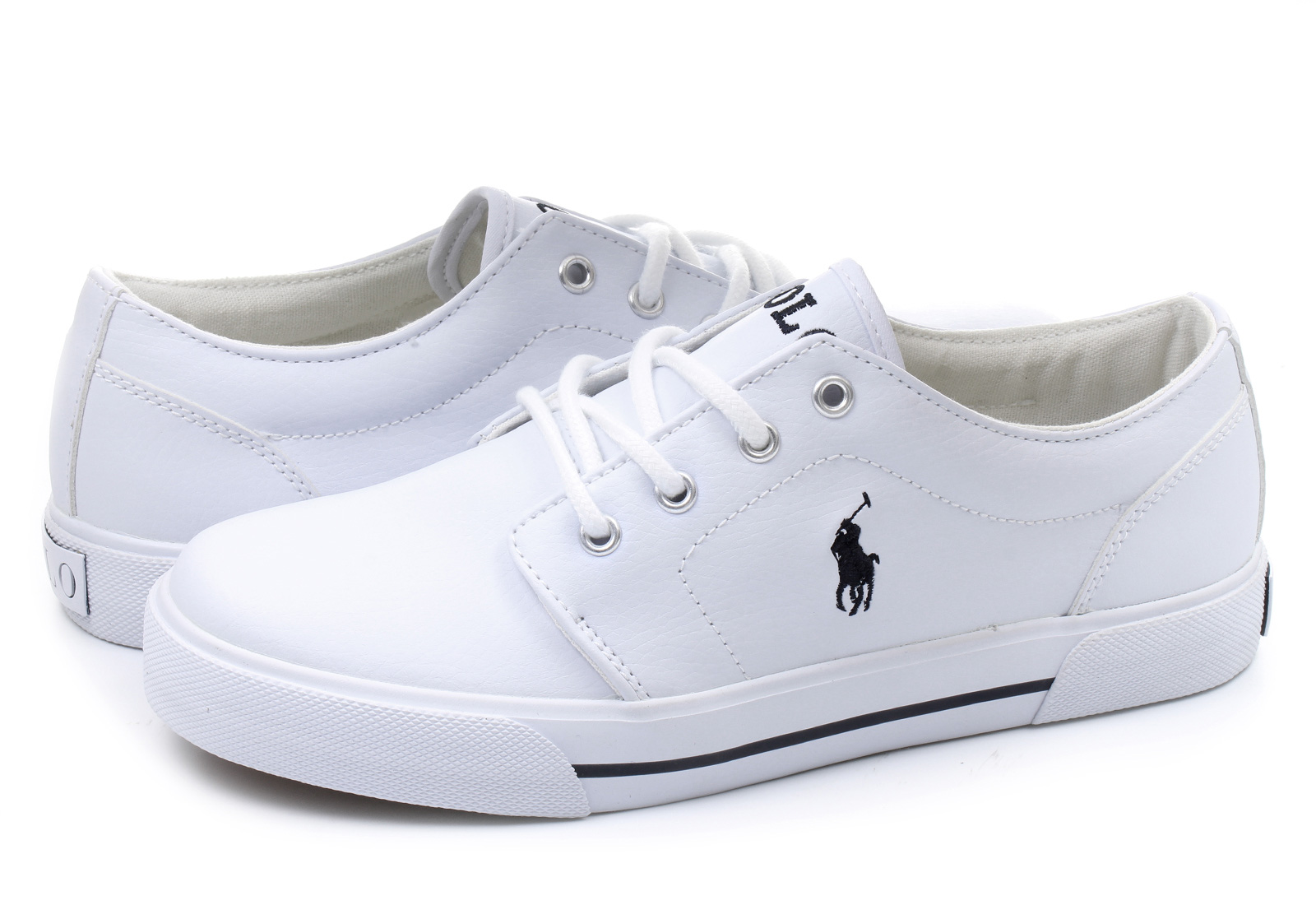 polo ralph lauren sneakers hugo ii 992445 j wht online shop for sneakers shoes and boots. Black Bedroom Furniture Sets. Home Design Ideas