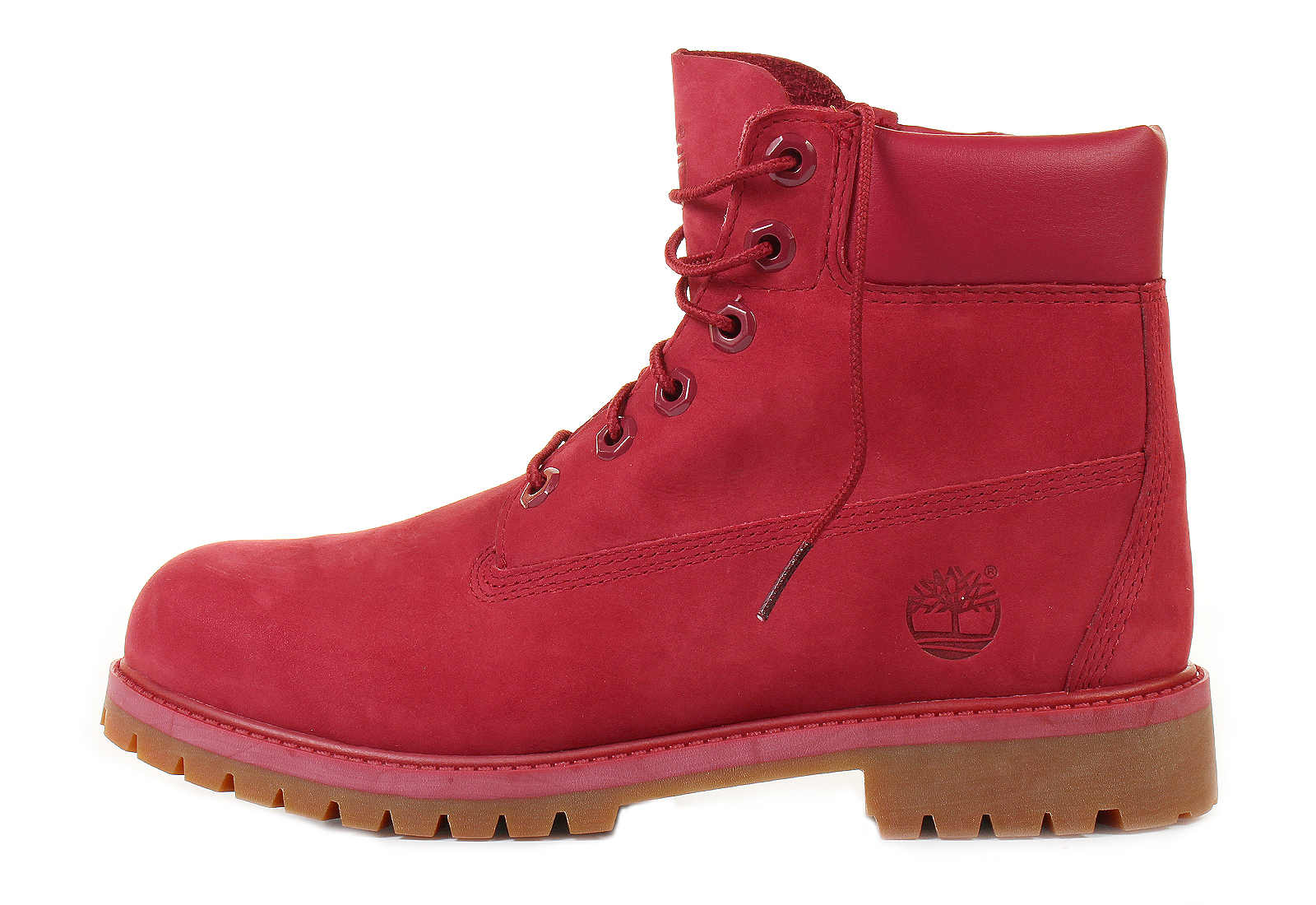 Timberland Boots - 6 Inch Prem Boot - a13hv-red - Online ...