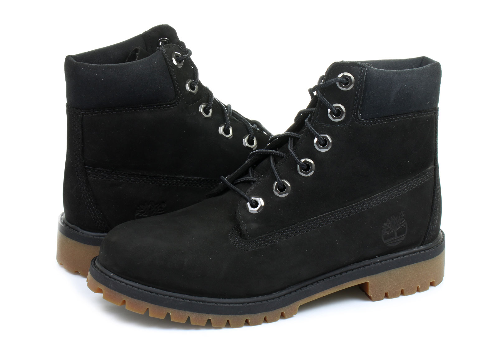 Timberland Topánky - 6 Inch Prem Boot - a14zo-blk - Tenisky ... c8ba969898d