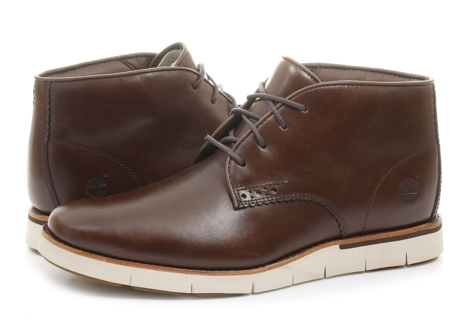 hot sale online f59af d91d2 Timberland Shoes - Preston Hills Chukka - a16sk-brn - Online shop for  sneakers, shoes and boots