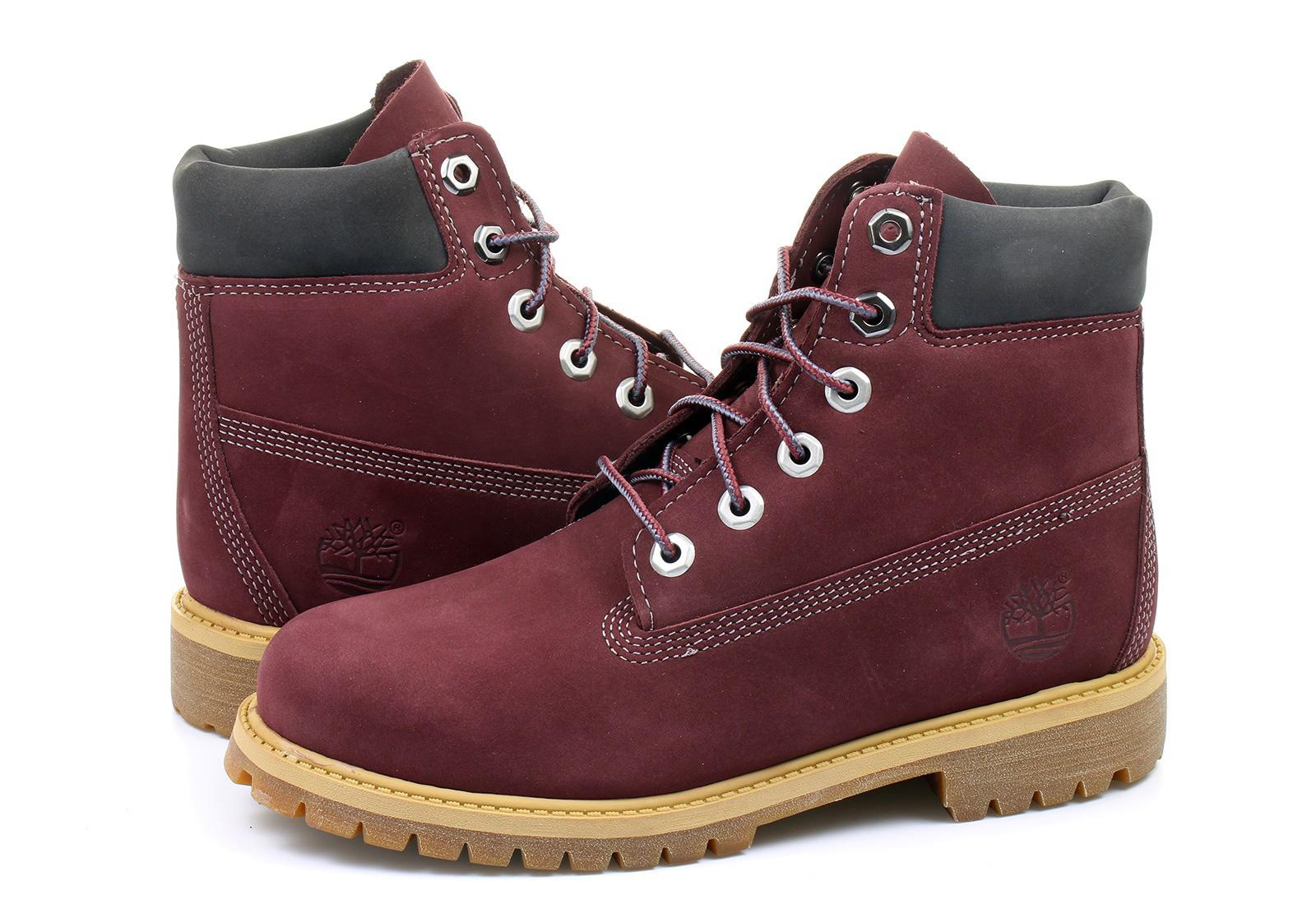 bomba Notable Ordenador portátil  Timberland Vodootporna obuća Bordo Duboke Cipele - 6 Inch Premium Boot - Office  Shoes