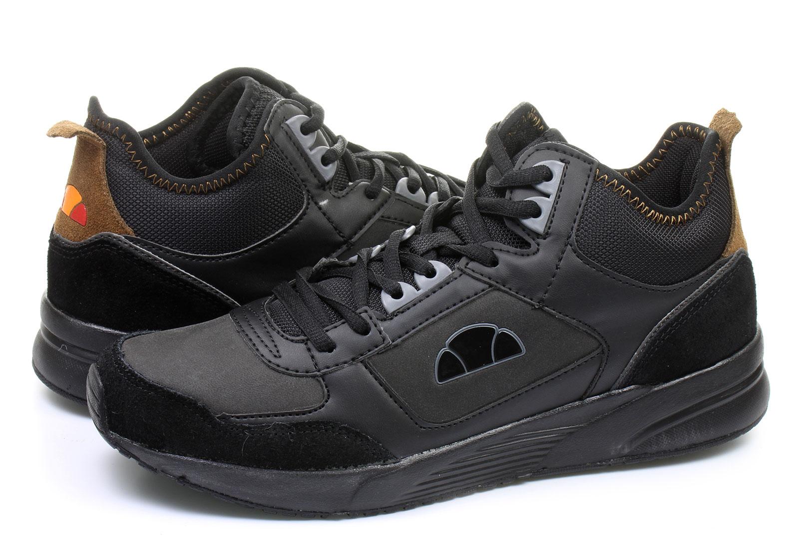 Ellesse Cipő - Blixe Mid Sneakers - ELI163143-01 - Office Shoes ... c62491949e