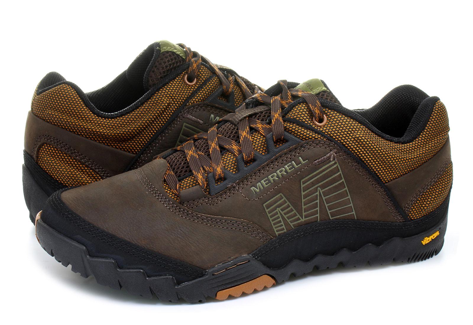 Merrell Cipő - Annex - J21193-dbr - Office Shoes Magyarország 791ae2ec4c
