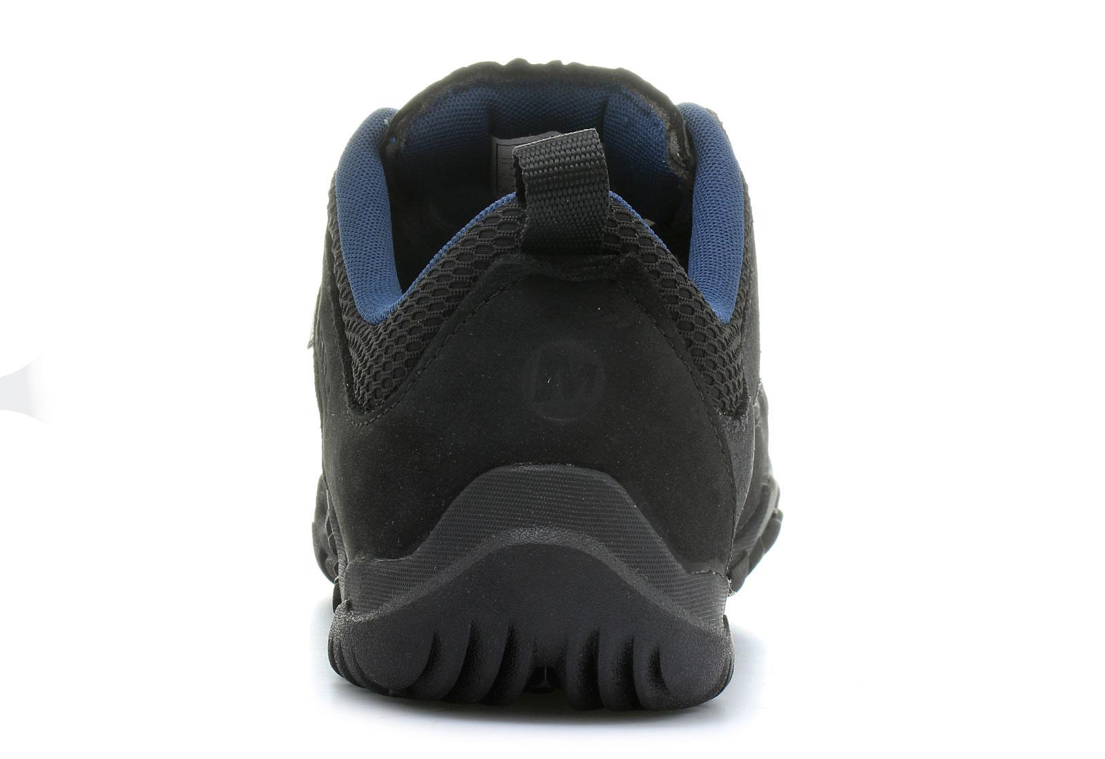 61d5d60d07 Merrell Cipő - Telluride Wtpf - J23533-blk - Office Shoes Magyarország