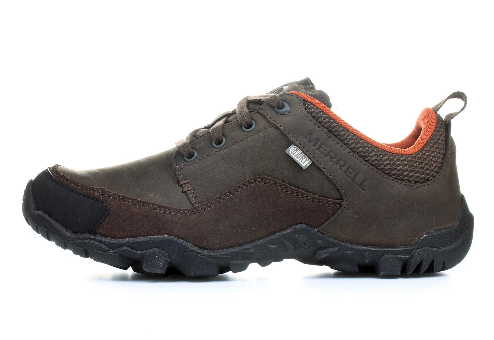 120ed871ff Merrell Cipő - Telluride Wtpf - J23535-brn - Office Shoes Magyarország