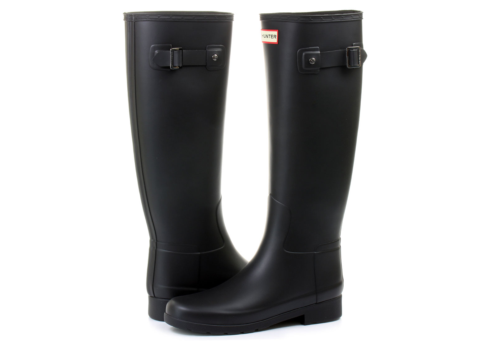 07bab8749 Hunter Boots - Original Refined - t1071rma-blk - Online shop for ...