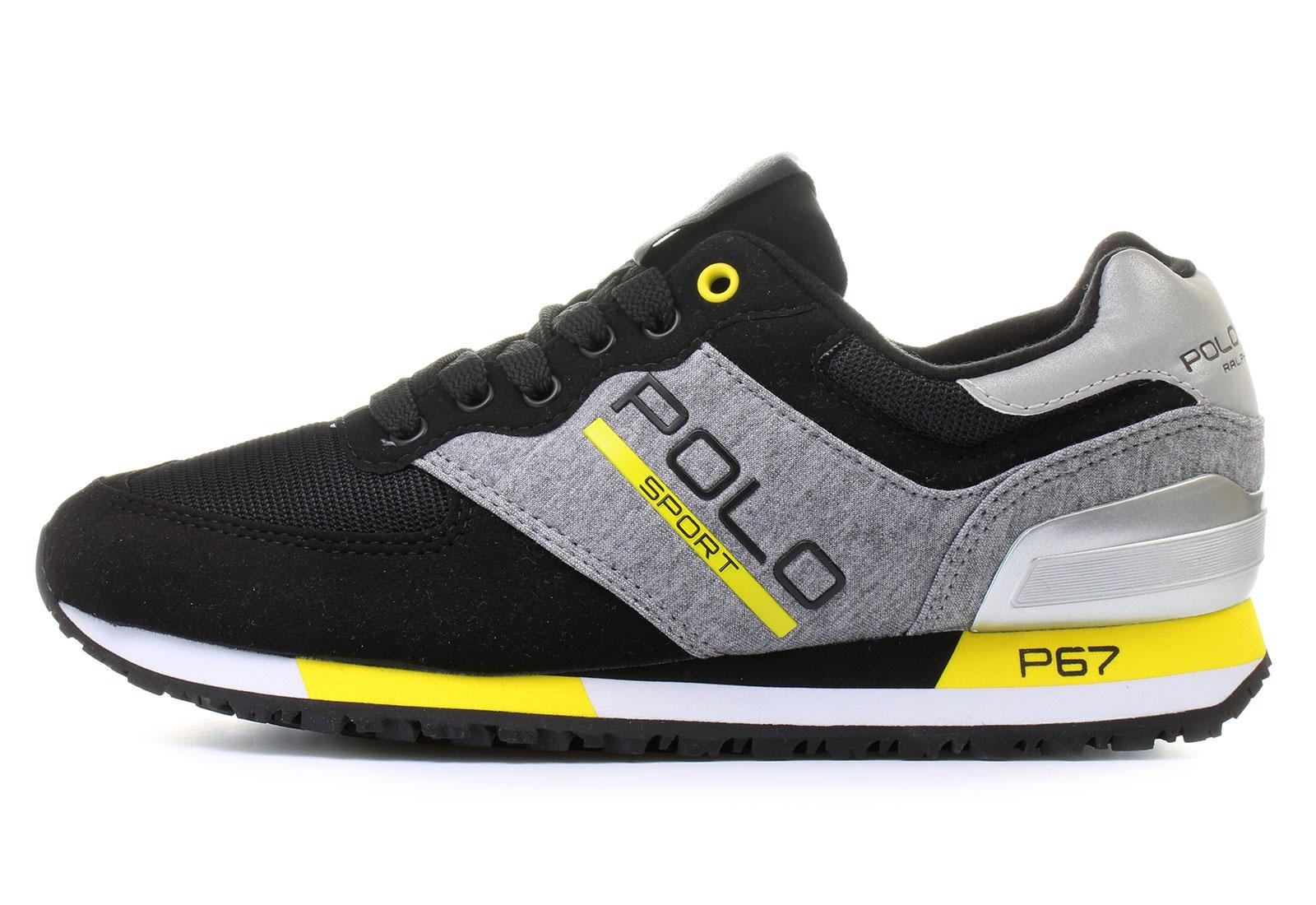 Polo Ralph Lauren Cipő - Slaton Polo - Z07C-X-XW0M5 - Office Shoes ... 317b6864d6