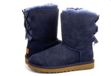 dcc19baac1c Ugg Boots - Bailey Bow Ii - 1016225-navy - Online shop for sneakers, shoes  and boots