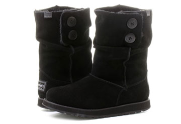 db74a9b4890 Skechers Boots - Keepsake - Freezing Temps - 47221-blk - Online shop for  sneakers, shoes and boots