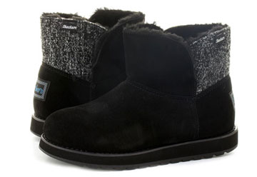 Skechers Boots Keepsakes Peekaboo 48803 blk Online shop for sneakers, shoes and boots