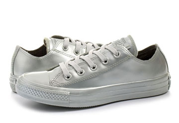 The Newest Converse Chuck Taylor All Star Metallic Rubber
