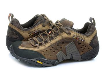 592afefbf7 Merrell Cipő - Intercept - J73705-brn - Office Shoes Magyarország