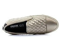 Geox Półbuty New Club Slip on 2