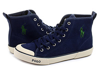 Polo Ralph Lauren-Tenisky-Carlisle Iii Mid