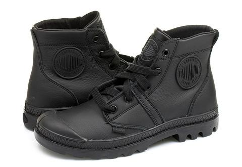 Palladium Duboke cipele   Pallabrouse