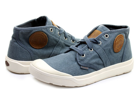 Palladium Shoes Pallarue Mid Lc
