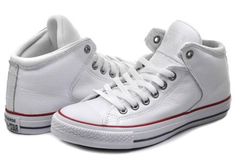 c0898da7b7e Converse Tenisice Bijele Cipele - Chuck Taylor All Star High Street ...