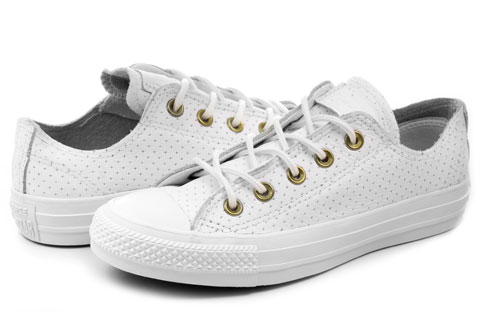 Converse Tornacipő - Chuck Taylor All Star Leather Ox - 151250C ... 66eb5f352a