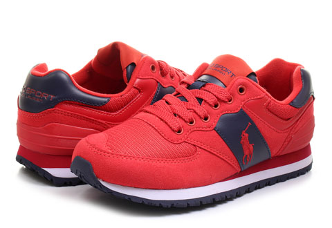 Polo Ralph Lauren Shoes - Slaton Pony - 2136-R-W64BN - Online shop ... 8187e633b0